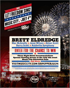 Dr Pepper July 4th Giveaway